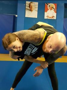Self-Defence Class @ Toronto BJJ | Toronto | Ontario | Canada